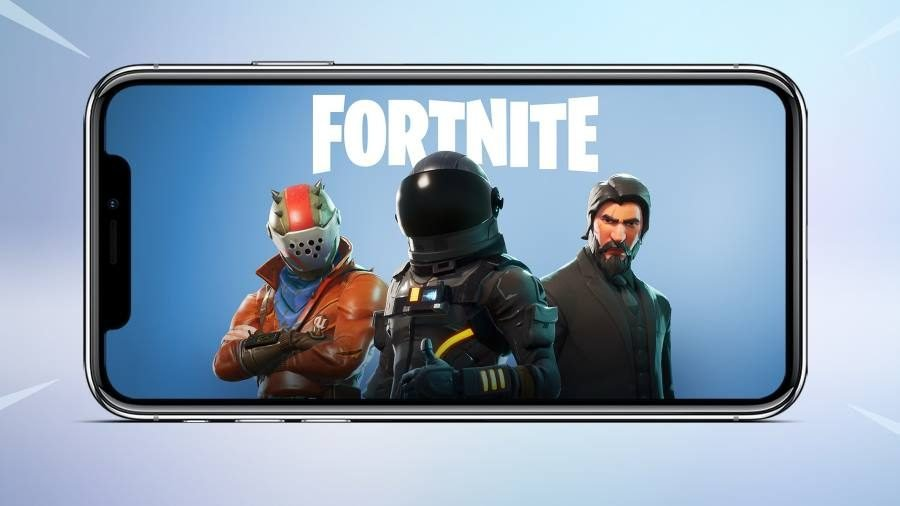 Fortnite Battle Royale Mobile - Gamers Heroes