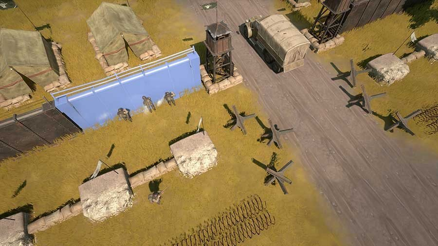 Foxhole Early Access