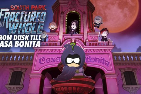 South Park: The Fractured But Whole From Dusk Till Casa Bonita DLC Now Available
