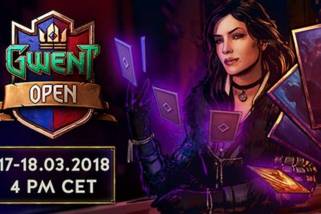 GWENT Open Back This Weekend