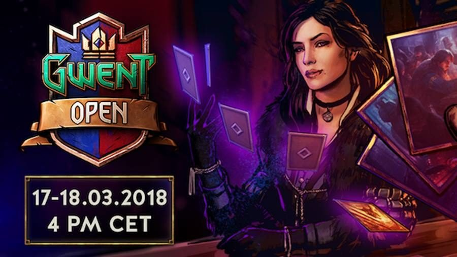 GWENT Open - Gamers Heroes
