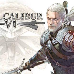 Geralt of Rivia Coming to Soul Calibur VI