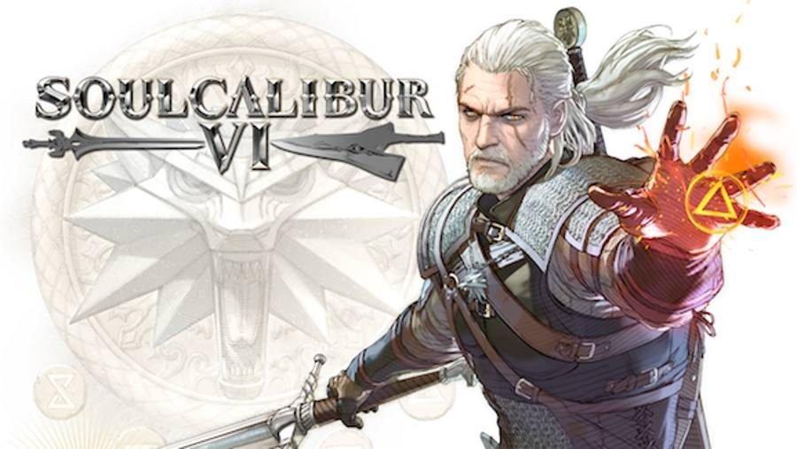 Geralt Soul Calibur VI - Gamers Heroes