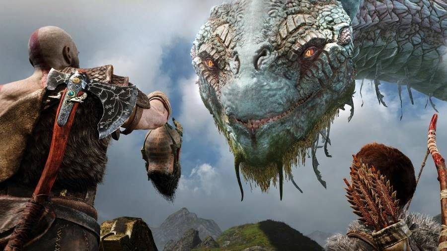 God of War - Gamers Heroes