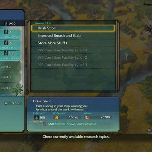 How To Get Outdoorsiness & Brisk Stroll In Ni No Kuni 2