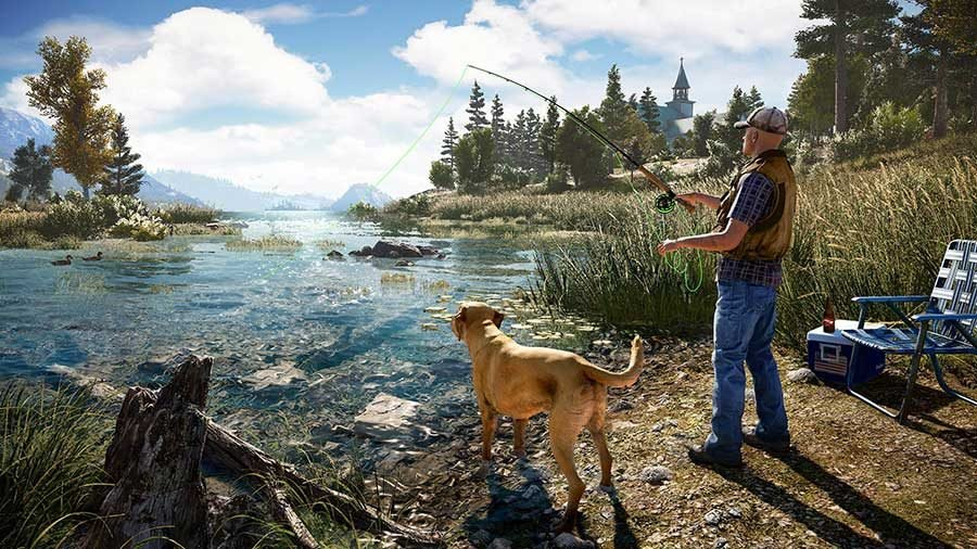 How To Unlock Old Betsy Fishing Rod In Far Cry 5
