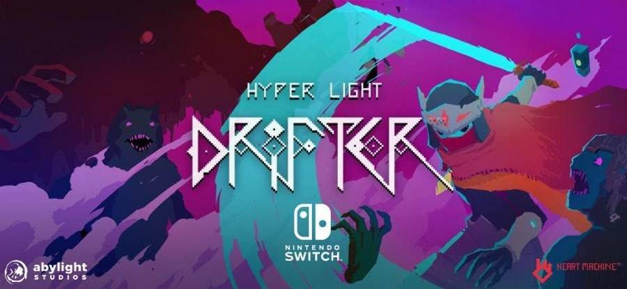 Hyper Light Drifter Nintendo Switch - Gamers Heroes