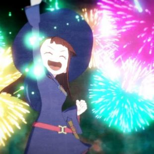 Little Witch Academia: Chamber Of Time Launching Stateside May 15