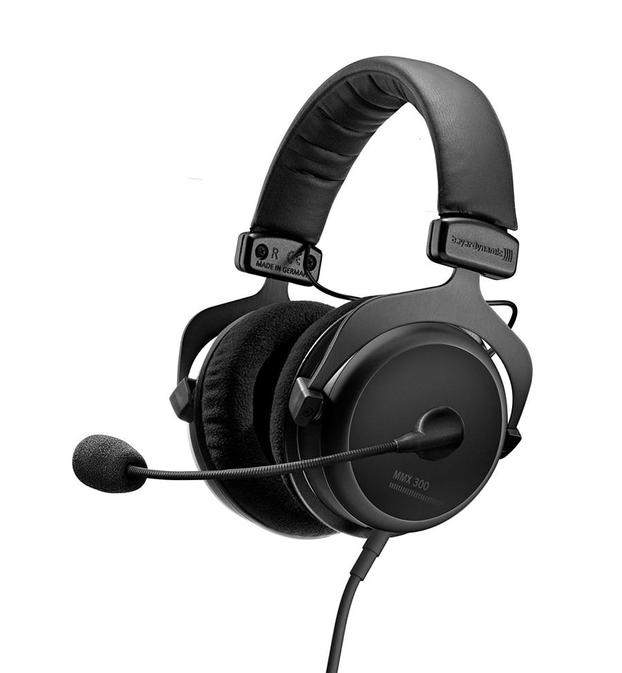 MMX 300 Headset Review
