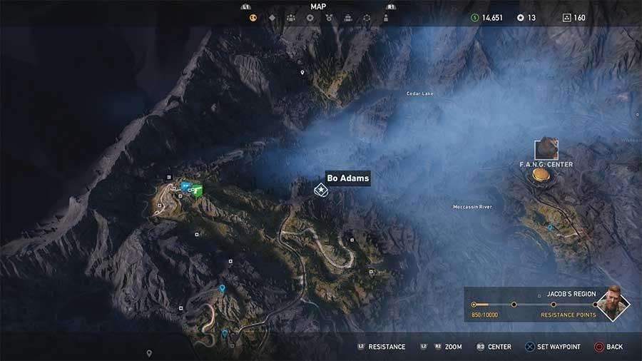 Man Cave Far Cry 5 Walkthrough : Far cry side missions guide