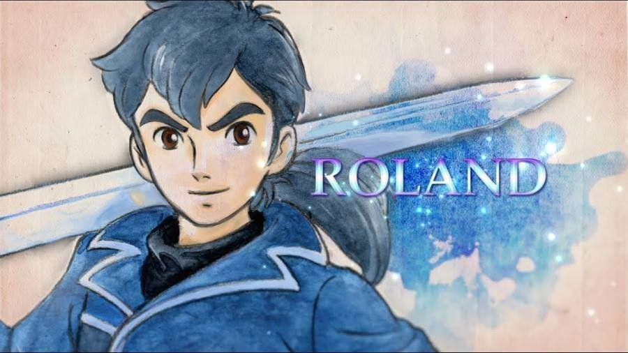 Ni no Kuni II Roland Crane - Gamers Heroes