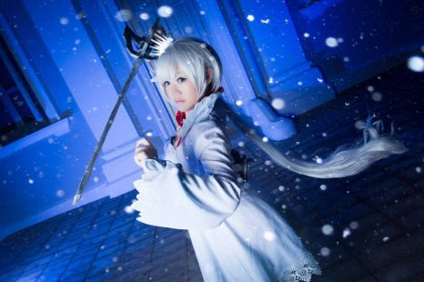 Cosplay Wednesday – RWBY's Weiss Schnee