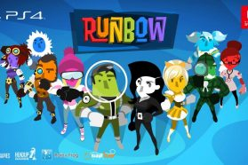 Runbow for PS4 and Switch Delayed