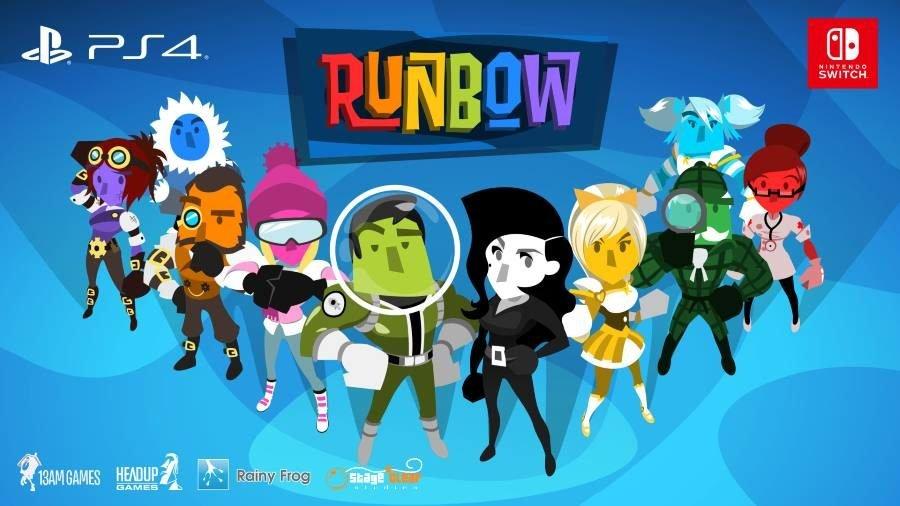 Runbow - Gamers Heroes