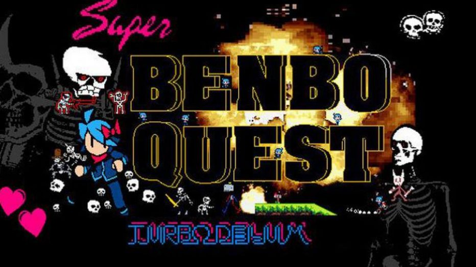 SUPER BENBO QUEST: TURBO DELUXE Review