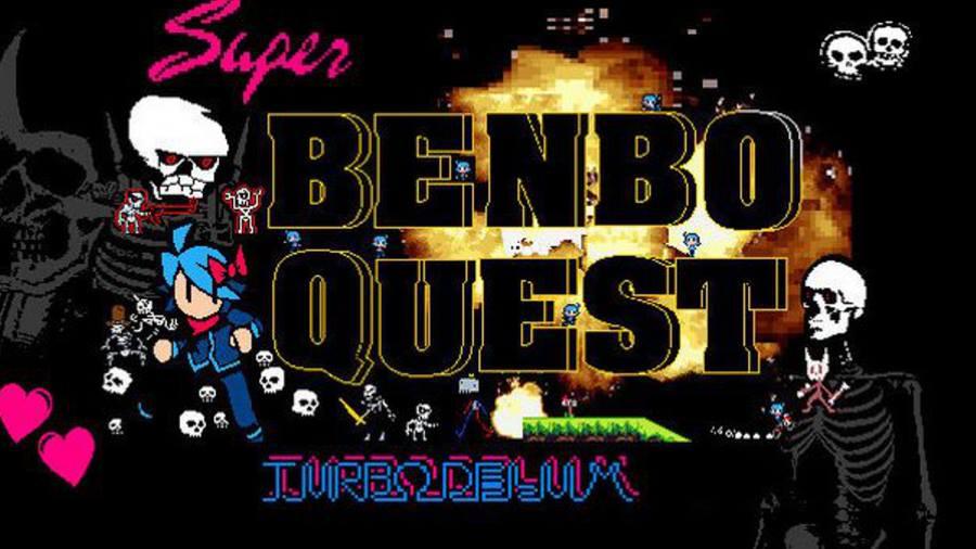 SUPER BENBO QUEST TURBO DELUXE - Gamers Heroes