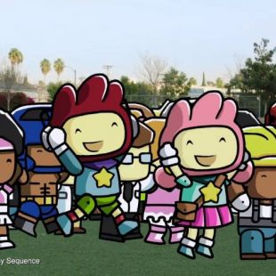 Scribblenauts Showdown Now Available