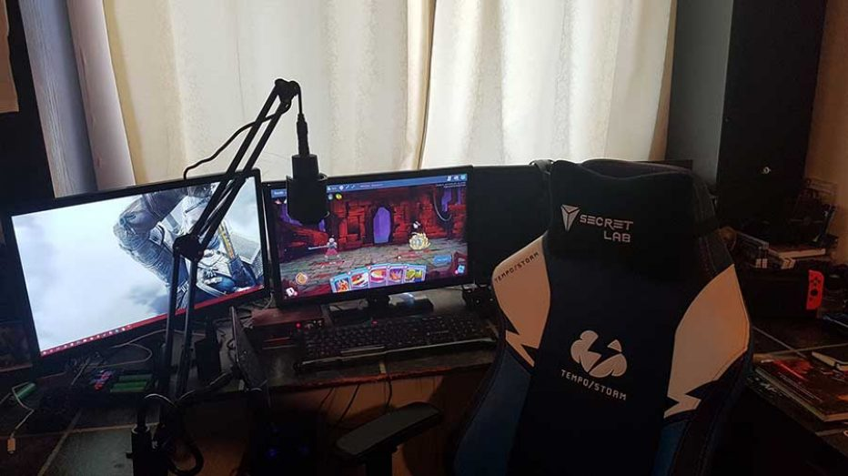 Secret Lab TITAN Gaming Chair Review