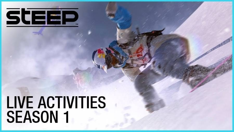 Steep - Gamers Heroes