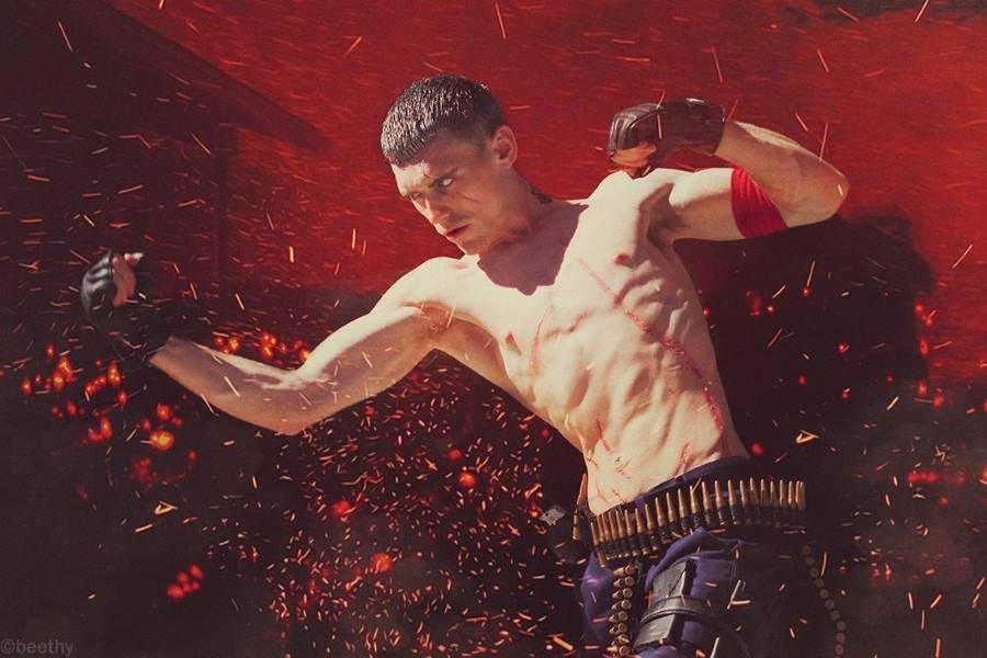Tekken Bryan Fury Cosplay - Gamers Heroes