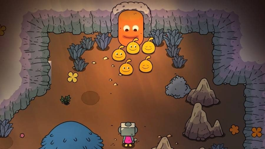 The Swords of Ditto - LocoRoco - Gamers Heroes