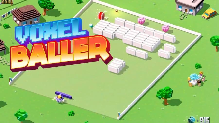 Voxel Baller - Gamers Heroes