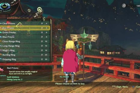 Where To Find Prisms In Ni No Kuni 2