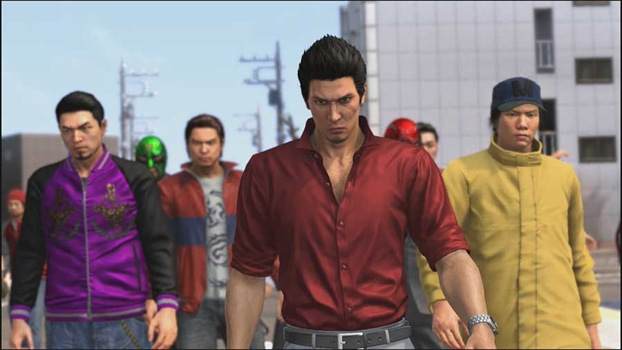 Yakuza 6 A Song Of Life Review Mini-Games