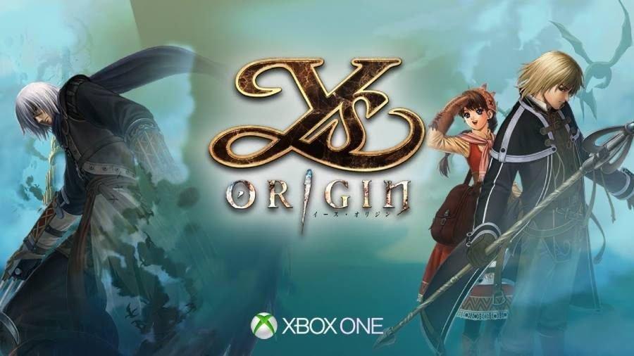 Ys Origin - Gamers Heroes