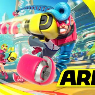 ARMS and Splatoon Prototype Footage Revealed at GDC