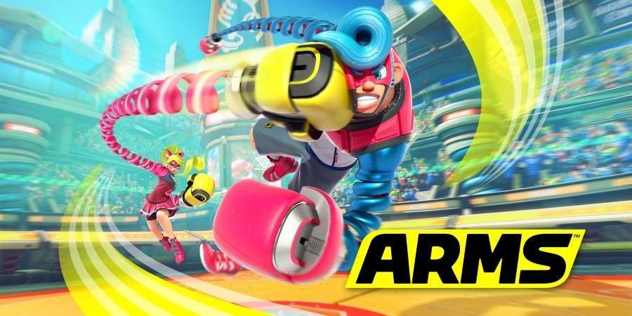 ARMS - Gamers Heroes