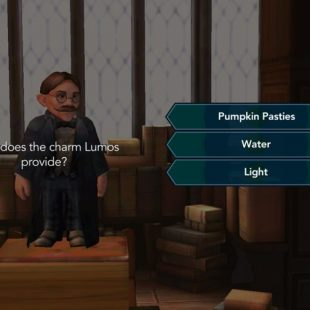 Harry Potter Hogwarts Mystery Class Questions Guide
