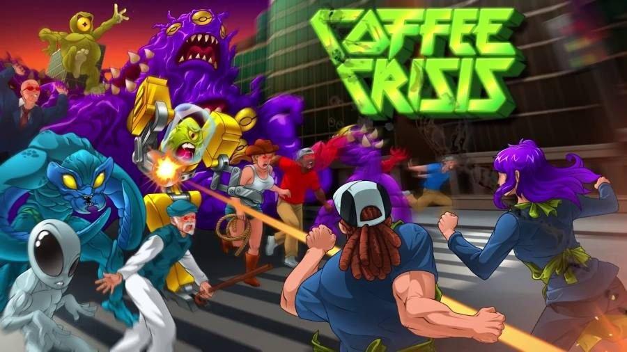 Coffee Crisis - Gamers Heroes