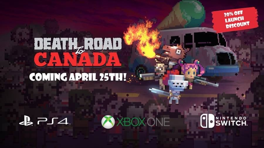 Death Road to Canada - Gamers Heroes