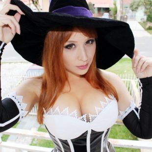 Cosplay Wednesday – Dragon's Crown's Sorceress