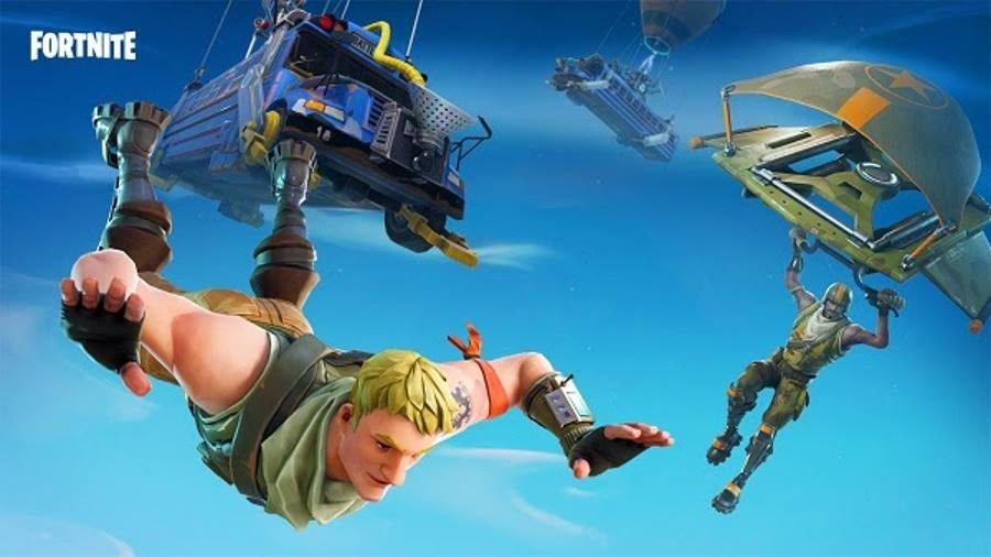 Fortnite Battle Royale - Gamers Heroes