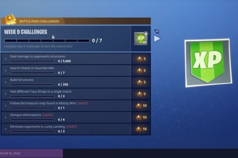 Fortnite Battle Royale Guide – Follow The Treasure Map Found In Moisty Mire