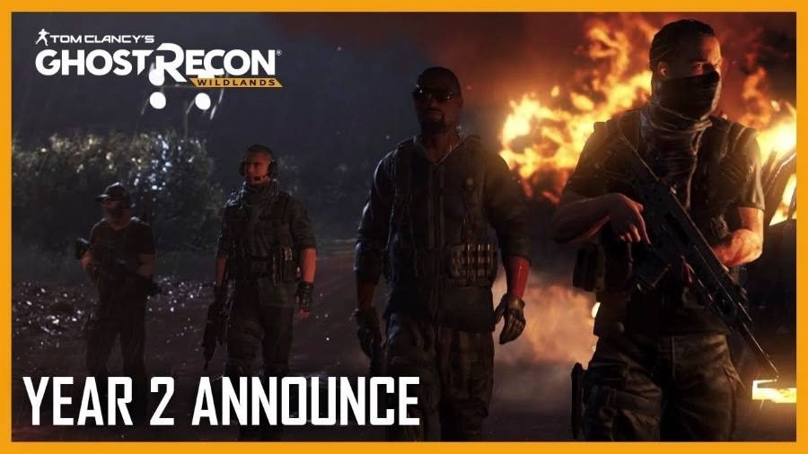 Ghost Recon Wildlands Year 2 - Gamers Heroes