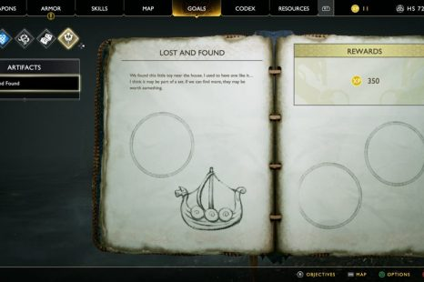 God Of War Artifact Location Guide