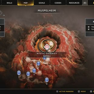 God Of War Muspelheim Arena Guide