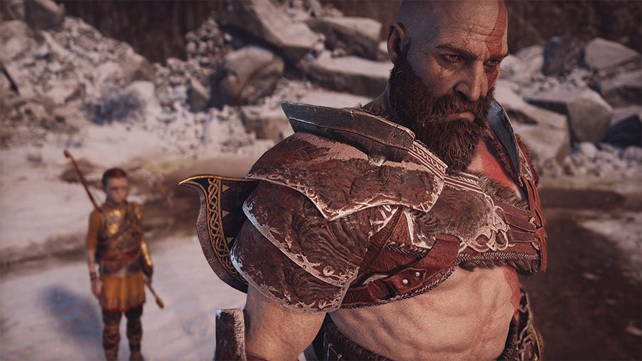 God Of War Review - A Masterpiece Screenshot 1