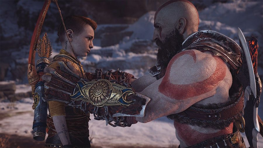 God Of War Review - A Masterpiece Screenshot 2