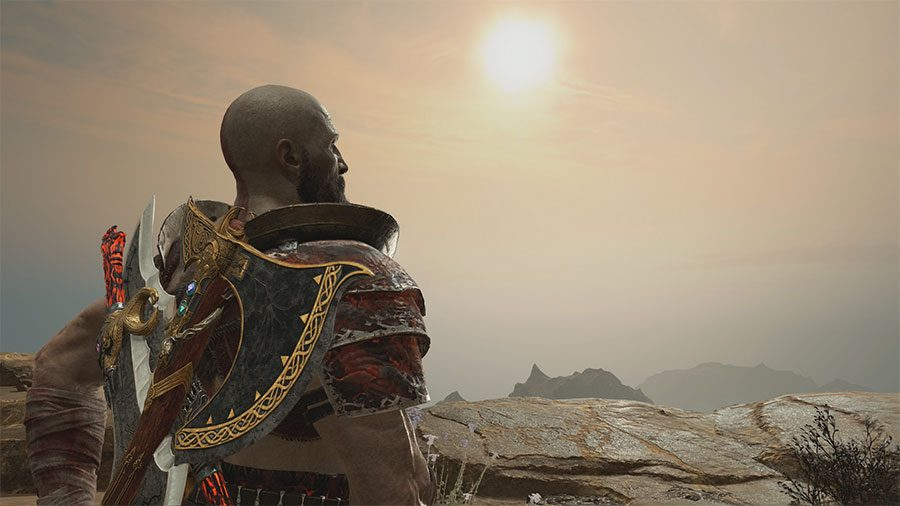 God Of War Review - A Masterpiece Screenshot 4