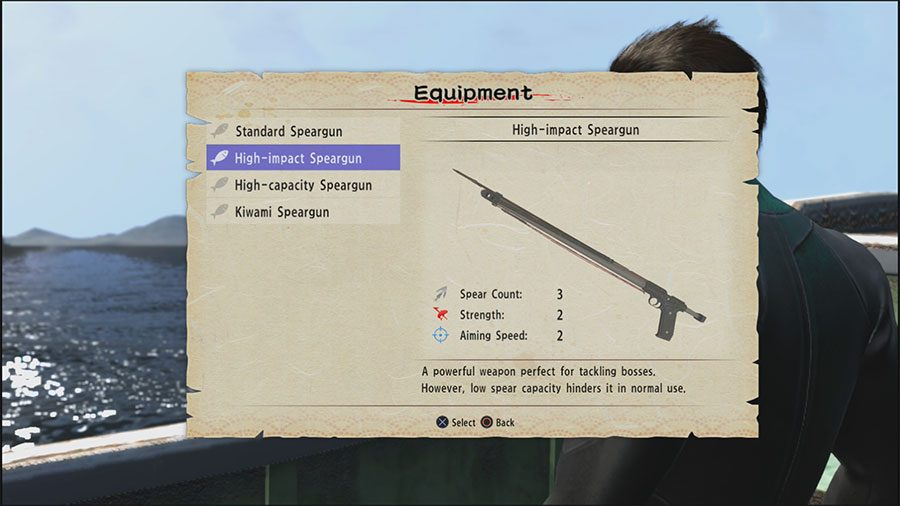 High-Impact Speargun