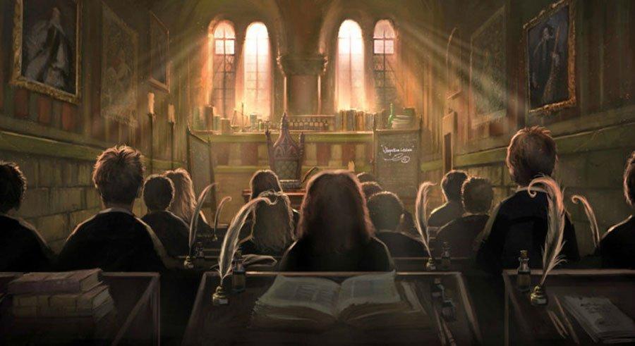 harry potter hogwarts mystery energie