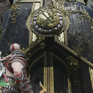 How To Get To Asgard Tower In God Of War