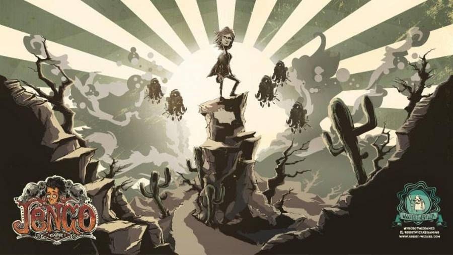 Jengo - Gamers Heroes