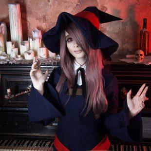 Cosplay Wednesday – Little Witch Academia's Sucy Manbavaran
