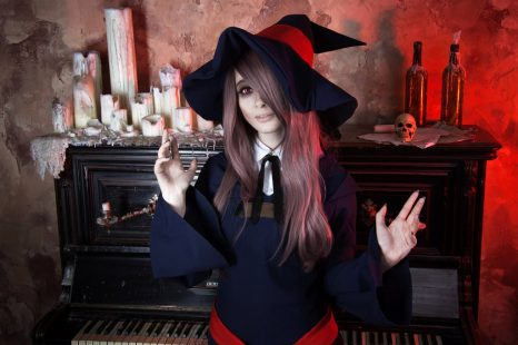 Cosplay Wednesday – Little Witch Academia's Sucy Manbavaran