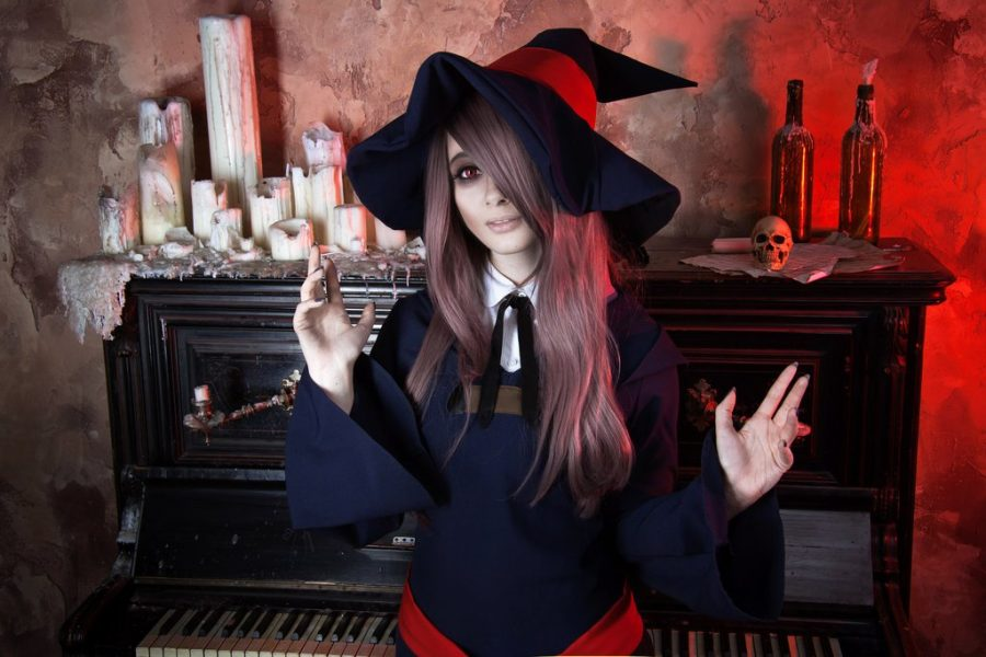 Little Witch Academia Sucy Manbavaran Cosplay - Gamers Heroes